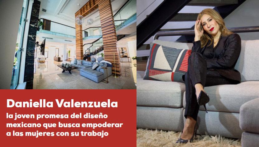 Daniella Valenzuela - Diseño de interiores