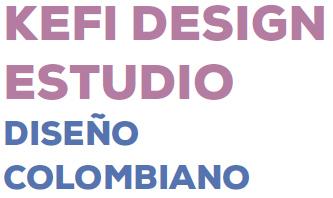 KEFI DESIGN ESTUDIO DISEÑO COLOMBIANO