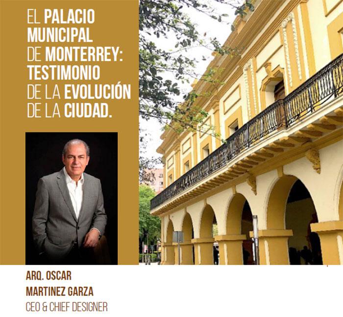 El Palacio Municipal de Monterrey